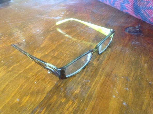 Glasses Lost